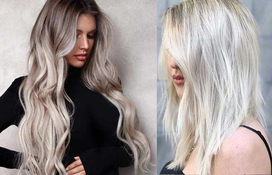 Цвет жемчужный блондин: оттенки, фото, краска, как покраситься