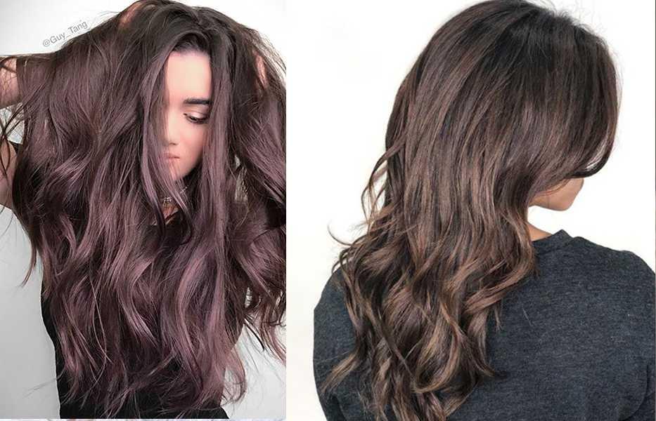 Цвет волос шатен краска, фото, кому подходит