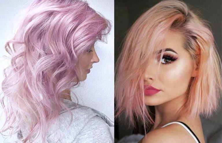 Цвет клубничный блонд: оттенки, волосы, фото, краска