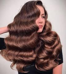 8 - Коричневый цвет волос: оттенки, фото, краска, видео