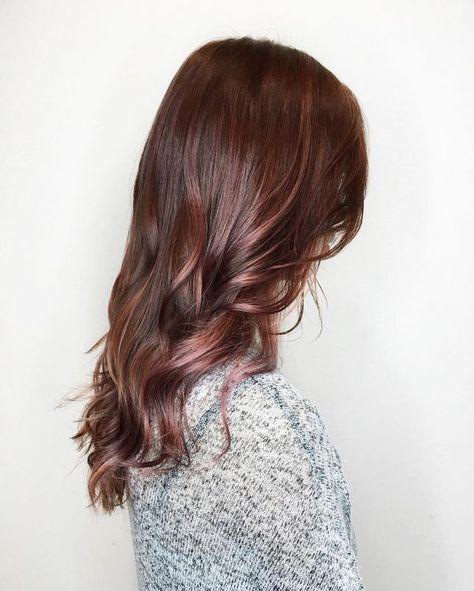 014e0f326c7a688b58e37c1f286ad0f1 - Шоколадный цвет волос: фото, краска, кому подходит