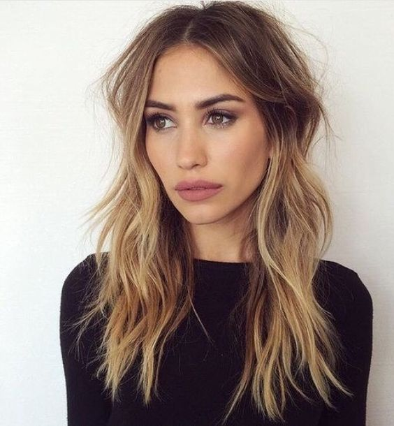 053c4056b37d369026b61e2af0281388 day makeup makeup ideas - Цвет темный блонд: оттенки, волосы, краска, фото