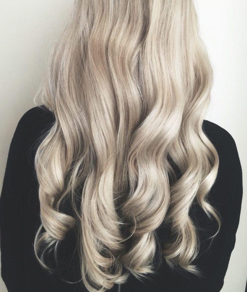 1 1 867x1024 - Цвет жемчужный блондин: оттенки, фото, краска, как покраситься