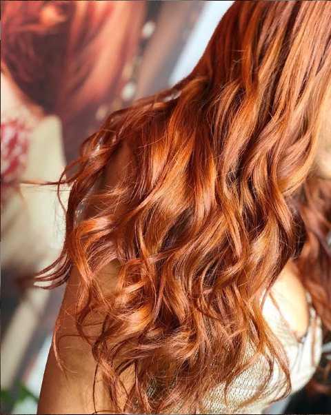 10jpg - Золотисто медный цвет волос, оттенки, фото, краска