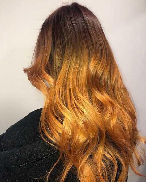 11jpg 1 - Золотисто медный цвет волос, оттенки, фото, краска