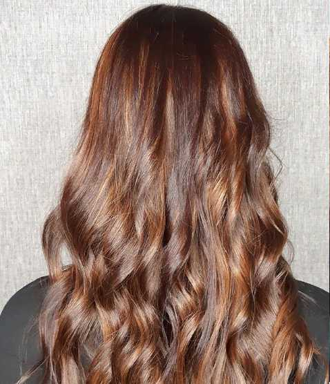 14jpg - Цвет волос шатен краска, фото, кому подходит