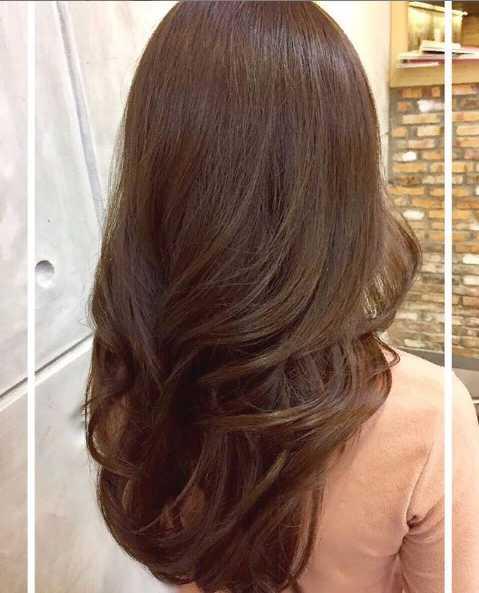 18jpg - Цвет волос шатен краска, фото, кому подходит