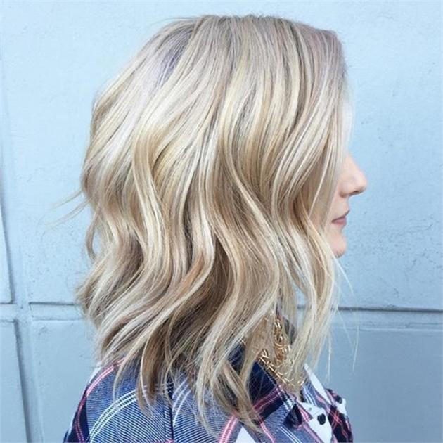 3 1 - Цвет жемчужный блондин: оттенки, фото, краска, как покраситься