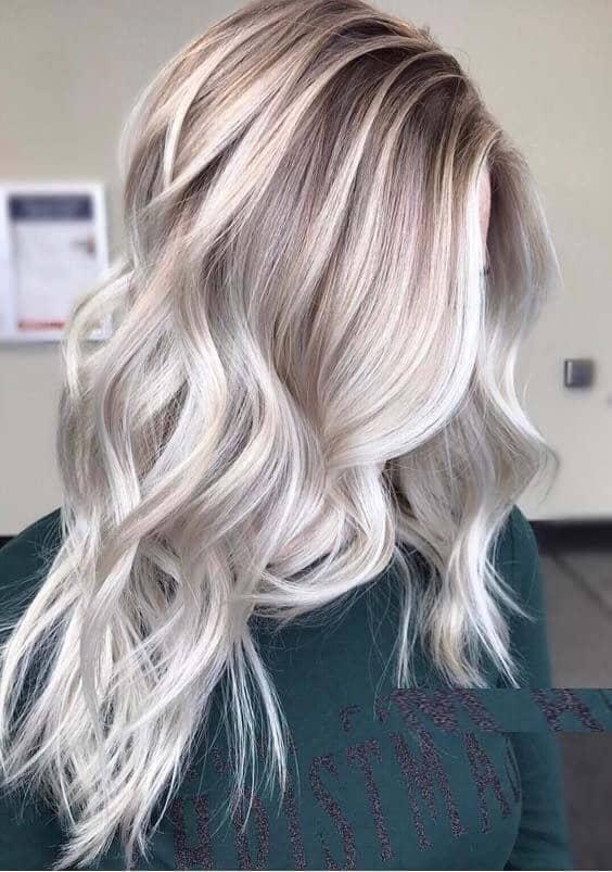 33 quick hair highlights thecuddl - Цвет блонд натуральный фото, краска, кому подходит