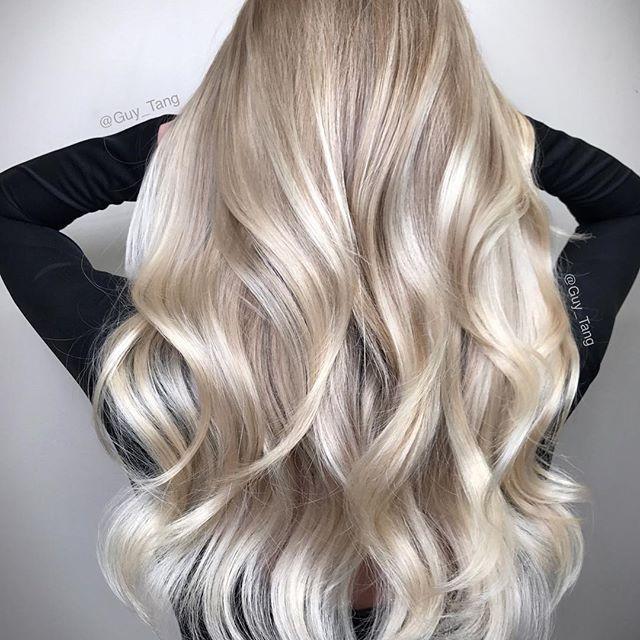 33333 - Цвет блонд натуральный фото, краска, кому подходит