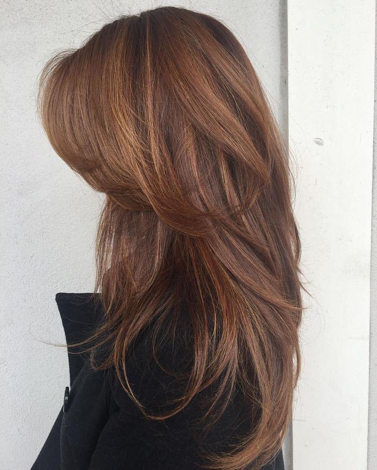 3a9378aab7ee401965a4f52bb5606df3 1 - Цвет волос шатен краска, фото, кому подходит