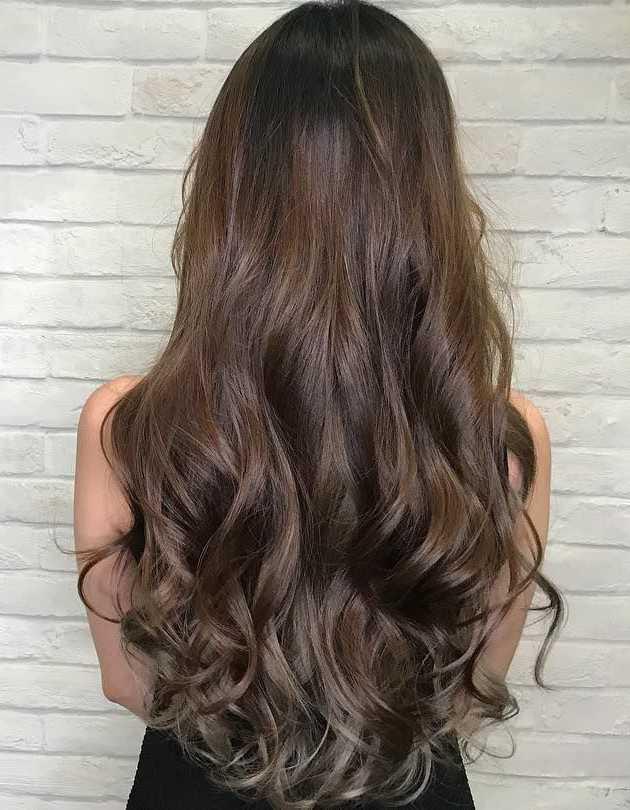 40cd0d16aeb61b6dadfc1014f7f86fa3 1 - Каштановый цвет волос: оттенки, фото, краска, как покраситься