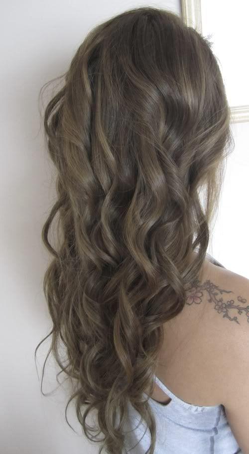 4c13af94b1b81cd921c514414400b9e1 medium ash brown hair ash brown ombre 1 - Русый цвет волос: оттенки, фото, краска, как покраситься
