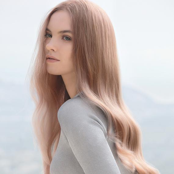 5 new metallic hair colors your clients will love d7466bcb - Русый цвет волос: оттенки, фото, краска, как покраситься