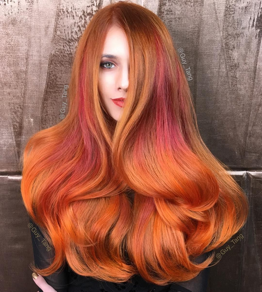52fda6f8e3c5638faa715e78f917d345 - Золотисто медный цвет волос, оттенки, фото, краска