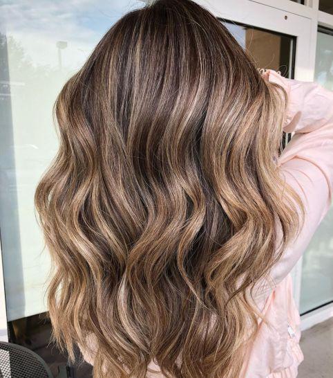 5bab37997de1e51434d0a13460e122f5 - Цвет волос шатен краска, фото, кому подходит
