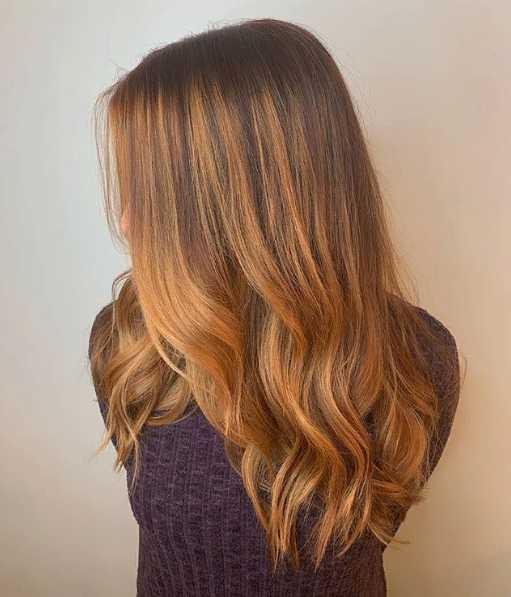 5jpg - Золотисто медный цвет волос, оттенки, фото, краска