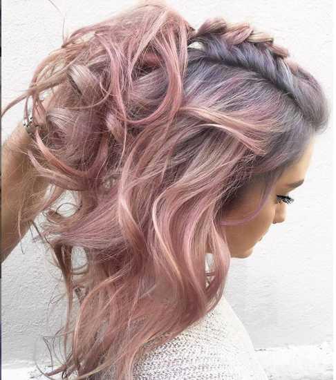 6 - Цвет клубничный блонд: оттенки, волосы, фото, краска