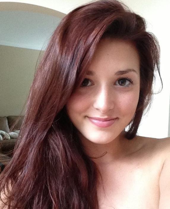 7 92 1 e1553331164396 - Шоколадный цвет волос: фото, краска, кому подходит