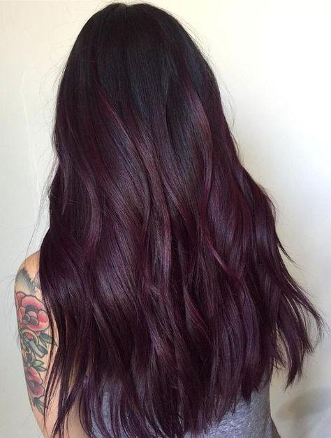 81e374397cc3c2f9ed726e68fda53471 - Шоколадный цвет волос: фото, краска, кому подходит
