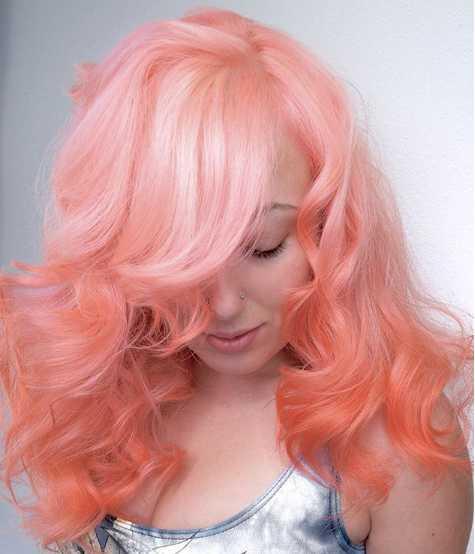 9 - Цвет клубничный блонд: оттенки, волосы, фото, краска