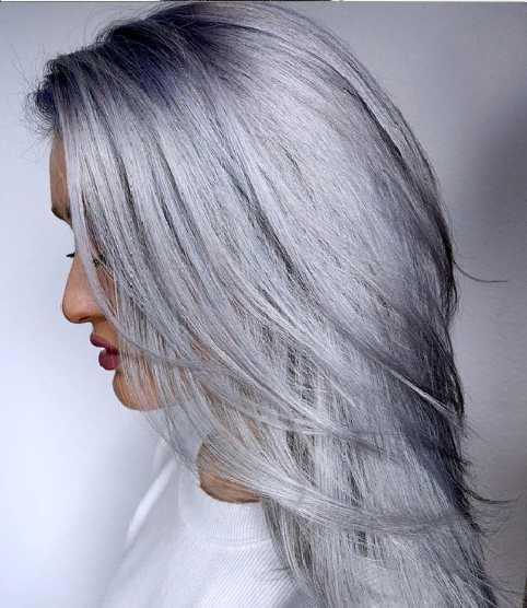 9jog - Пепельно фиолетовый блондин