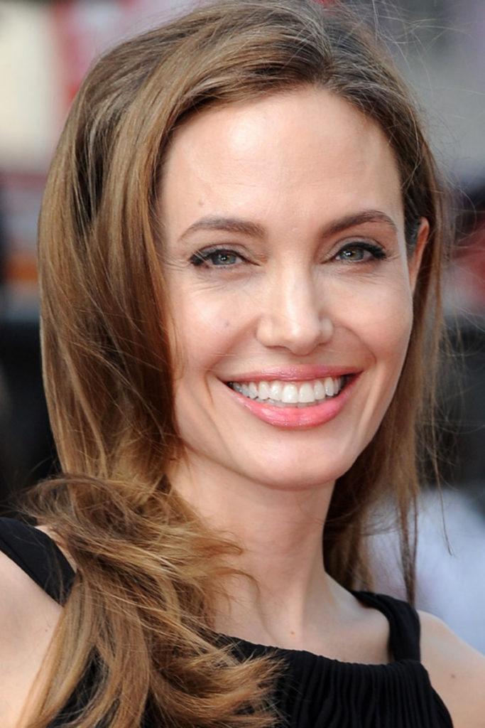 Angelina Jolie Net Worth 1 683x1024 - Русый цвет волос: оттенки, фото, краска, как покраситься