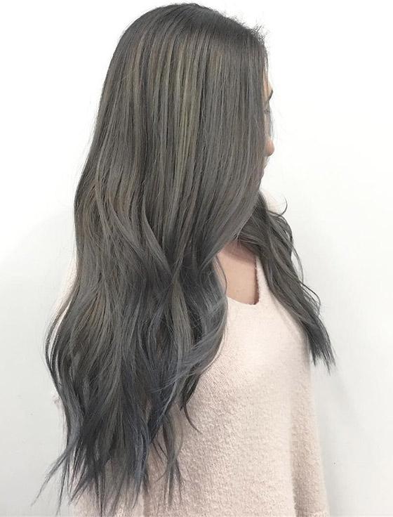 Ash Gray - Русый цвет волос: оттенки, фото, краска, как покраситься