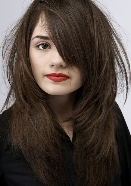 Girls Dark Chocolate Hair Color 1 - Коричневый цвет волос: оттенки, фото, краска, видео