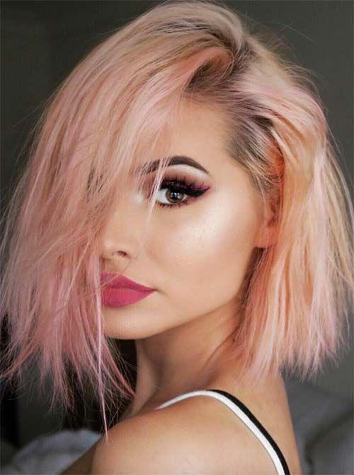 ab8c0585a400008bdea2a8e431384a42 - Цвет клубничный блонд: оттенки, волосы, фото, краска