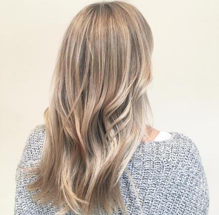 balayage ombre sombre your guide sun kissed hair color 1 - Цвет блонд натуральный фото, краска, кому подходит