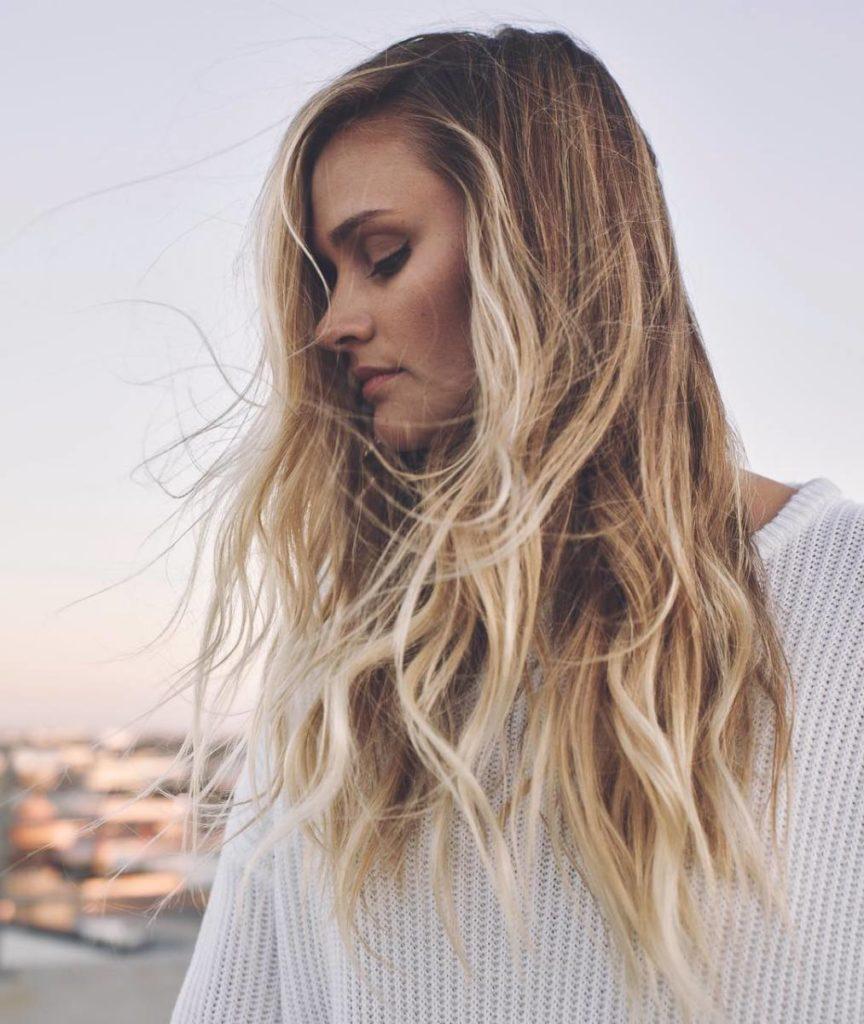 blonde hair 1 864x1024 - Цвет блонд натуральный фото, краска, кому подходит