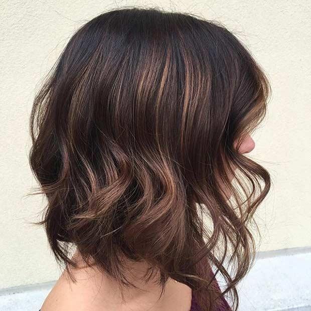 cassderosa4 - Коричневый цвет волос: оттенки, фото, краска, видео