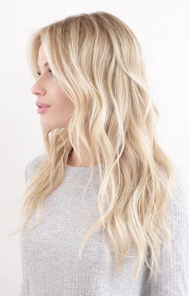 f52ca8897a5c177aa1933f51a383754c - Цвет жемчужный блондин: оттенки, фото, краска, как покраситься