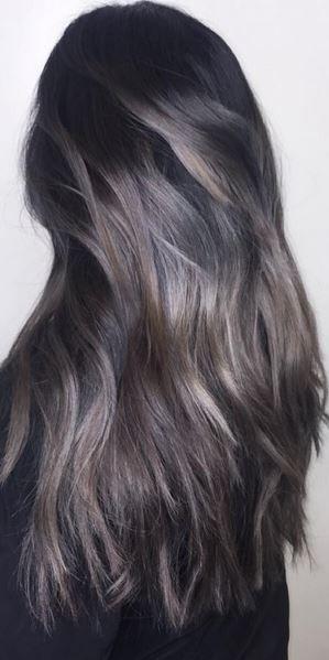 irridescent dark ash 1 - Русый цвет волос: оттенки, фото, краска, как покраситься