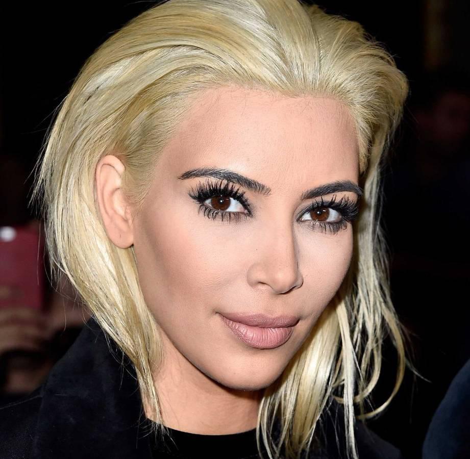 kim kardashian blonde1 - Олаплекс восстановление волос Olaplex, состав, инструкция, отзывы, аналоги, цена