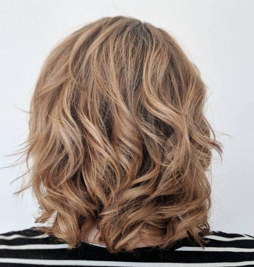 natural blonde dark 500x526 - Цвет темный блонд: оттенки, волосы, краска, фото