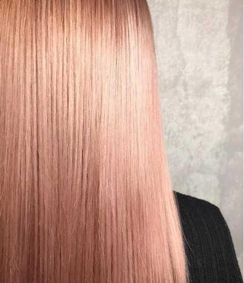 olaplex 1jpg - Цвет клубничный блонд: оттенки, волосы, фото, краска