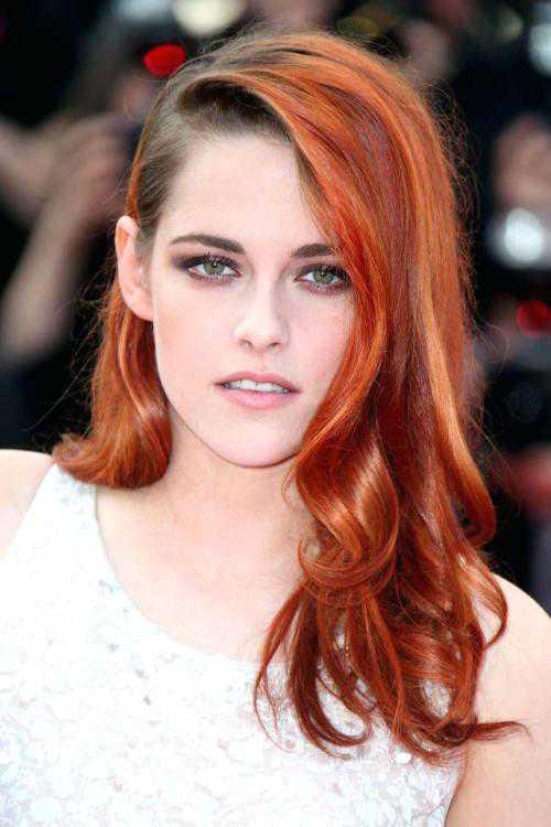 star3 - Золотисто медный цвет волос, оттенки, фото, краска
