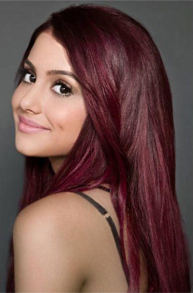58 - Бордовый цвет волос: оттенки, фото, краска, как покраситься
