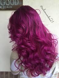 3 - Бордовый цвет волос: оттенки, фото, краска, как покраситься
