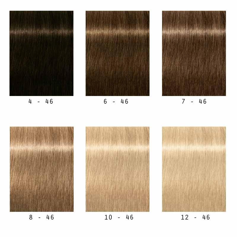 731IRNa - Краска для волос Igora Royal, палитра, состав, инструкция, все оттенки