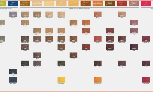 color sync - Краска для волос Matrix, палитра, инструкция