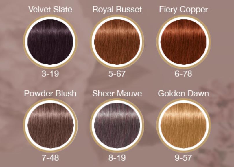 igora renessanse - Краска для волос Igora Royal, палитра, состав, инструкция, все оттенки