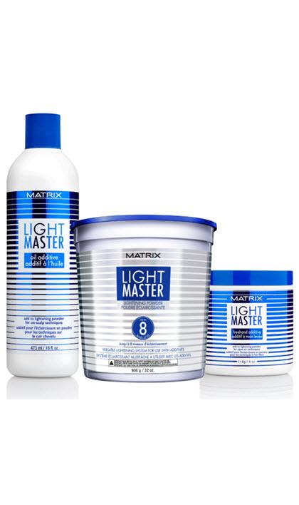 light master - Краска для волос Matrix, палитра, инструкция
