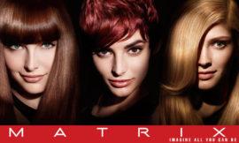 Краска для волос Matrix, палитра, инструкция