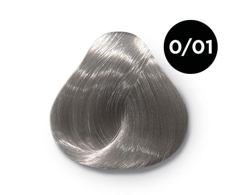 0 01 - Краска для волос Оллин, цвета, состав, инструкция