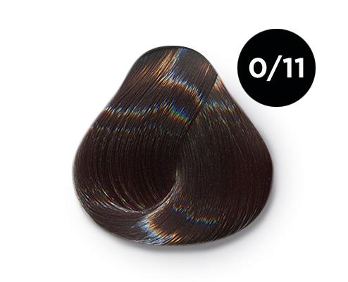 0 11 - Краска для волос Оллин, цвета, состав, инструкция