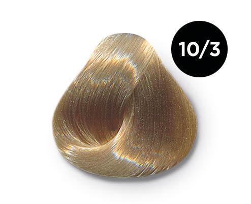 10 3 - Краска для волос Оллин, цвета, состав, инструкция