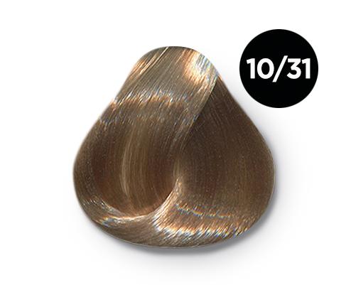 10 31 - Краска для волос Оллин, цвета, состав, инструкция